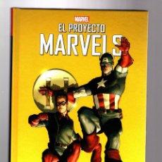 Cómics: EL PROYECTO MARVELS - PANINI / MARVEL / TAPA DURA / ED BRUBAKER & STEVE EPTING. Lote 193901695