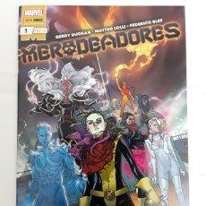 Cómics: MERODEADORES 1 (GRAPA) - DUGGAN, LOLLI, BLEE - PANINI / MARVEL. Lote 194779940