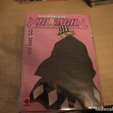 Cómics: MAXIMUM BLEACH - TITE KUBB - NUMERO 3 - PANINI MANGA - NUEVO. Lote 194874501