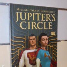 Cómics: JUPITER'S CIRCLE TOMO UNO MILLAR - PANINI . Lote 194886906