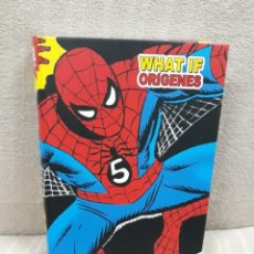 Cómics: WHAT IF ORÍGENES - MARVEL LIMITED EDITION - PANINI. Lote 194890232