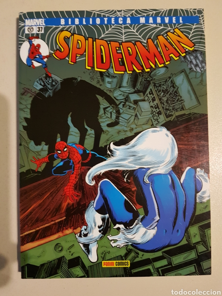 BIBLIOTECA MARVEL SPIDERMAN - 37 - TOMO PANINI (Tebeos y Comics - Panini - Marvel Comic)