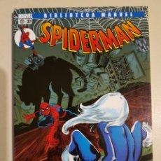 Cómics: BIBLIOTECA MARVEL SPIDERMAN - 37 - TOMO PANINI. Lote 194897196