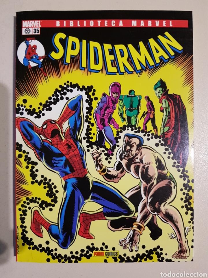 BIBLIOTECA MARVEL SPIDERMAN - 35 - TOMO PANINI (Tebeos y Comics - Panini - Marvel Comic)