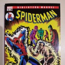 Cómics: BIBLIOTECA MARVEL SPIDERMAN - 35 - TOMO PANINI. Lote 194897236