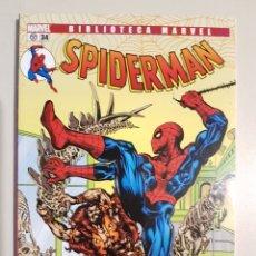 Cómics: BIBLIOTECA MARVEL SPIDERMAN - 34 - TOMO PANINI. Lote 194897253