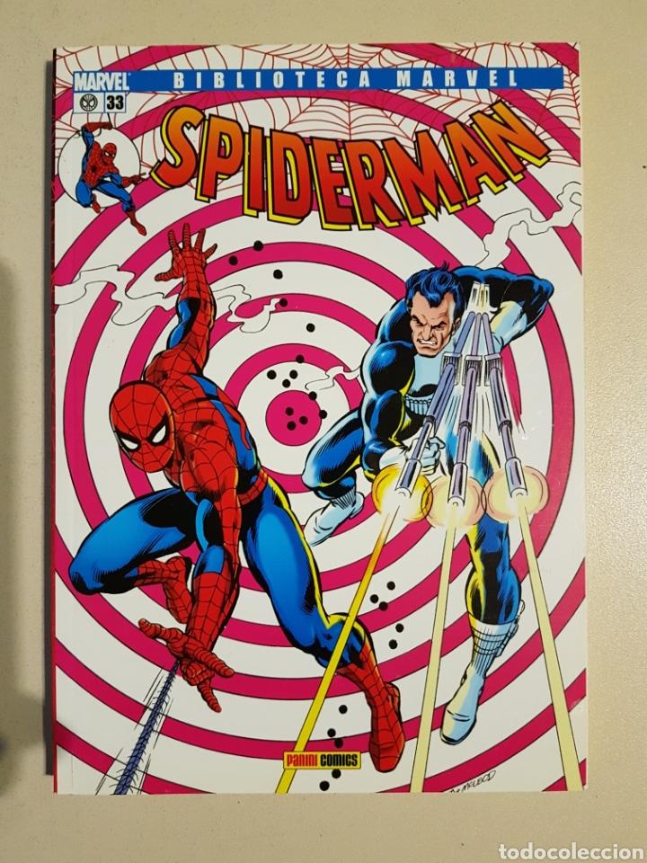 BIBLIOTECA MARVEL SPIDERMAN - 33 - TOMO PANINI (Tebeos y Comics - Panini - Marvel Comic)