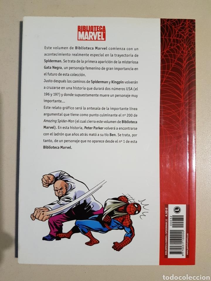 Cómics: BIBLIOTECA MARVEL SPIDERMAN - 32- TOMO PANINI - Foto 2 - 194897325