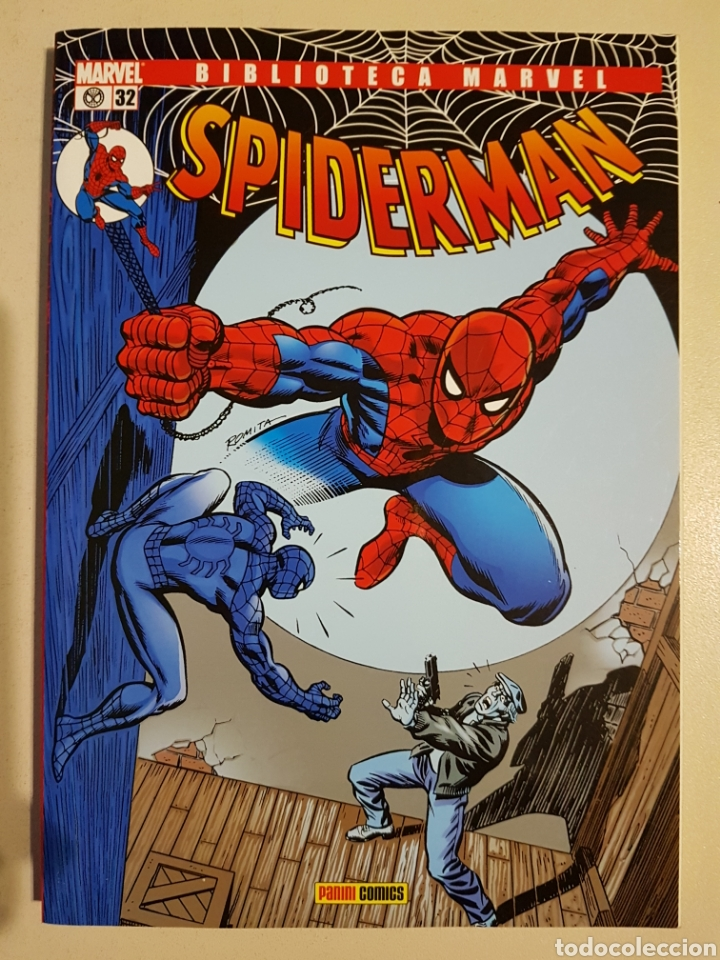 BIBLIOTECA MARVEL SPIDERMAN - 32- TOMO PANINI (Tebeos y Comics - Panini - Marvel Comic)