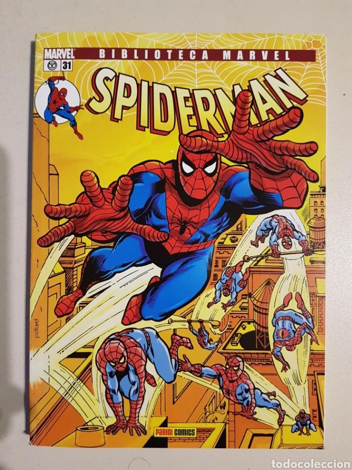 BIBLIOTECA MARVEL SPIDERMAN - 31 - TOMO PANINI (Tebeos y Comics - Panini - Marvel Comic)