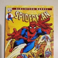 Cómics: BIBLIOTECA MARVEL SPIDERMAN - 31 - TOMO PANINI. Lote 194897347