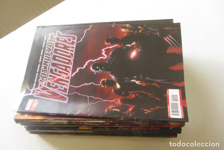 NUEVOS VENGADORES VOL.1 OBRA CASI COMPLETA SOLO FALTAN EL 21 Y EL 61 (59 Nº DE 61) - PANINI CX43 (Tebeos y Comics - Panini - Marvel Comic)
