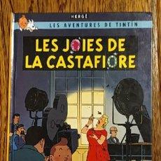 Cómics: CASTERMAN -- TINTÍN -- LES JOIES DE LA CASTAFIORE. Lote 194900991