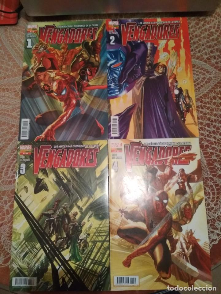 LOS VENGADORES SAGA COMPLETA CON SPIDERMAN 78 79 80 81 82 83 84 85 86 87 88 89 90 91 NO FORUM SPIDER (Tebeos y Comics - Panini - Marvel Comic)