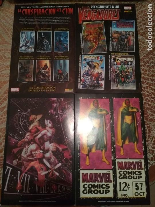 Cómics: Los Vengadores saga completa con Spiderman 78 79 80 81 82 83 84 85 86 87 88 89 90 91 no forum Spider - Foto 2 - 194904500