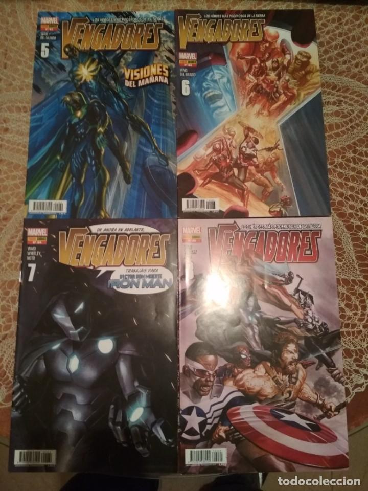 Cómics: Los Vengadores saga completa con Spiderman 78 79 80 81 82 83 84 85 86 87 88 89 90 91 no forum Spider - Foto 3 - 194904500