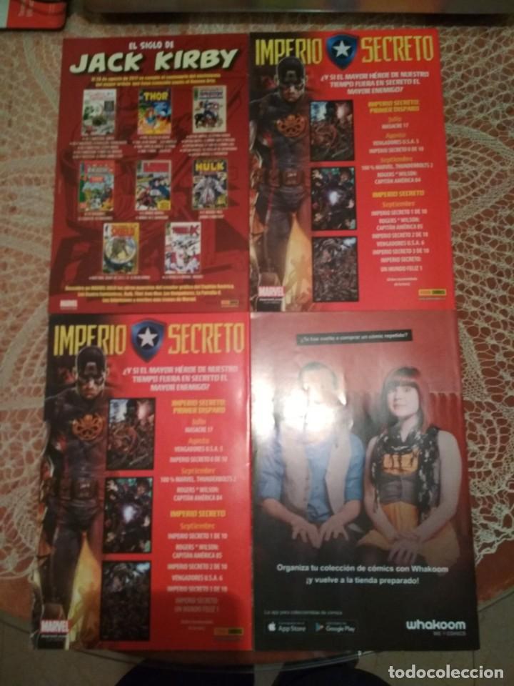 Cómics: Los Vengadores saga completa con Spiderman 78 79 80 81 82 83 84 85 86 87 88 89 90 91 no forum Spider - Foto 4 - 194904500