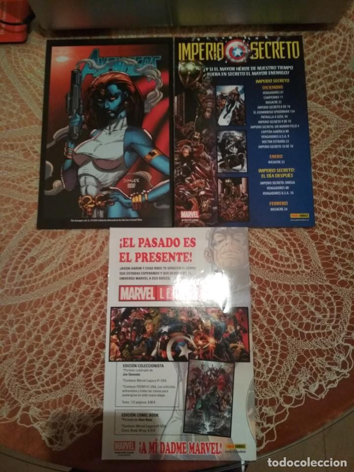 Cómics: Los Vengadores saga completa con Spiderman 78 79 80 81 82 83 84 85 86 87 88 89 90 91 no forum Spider - Foto 6 - 194904500