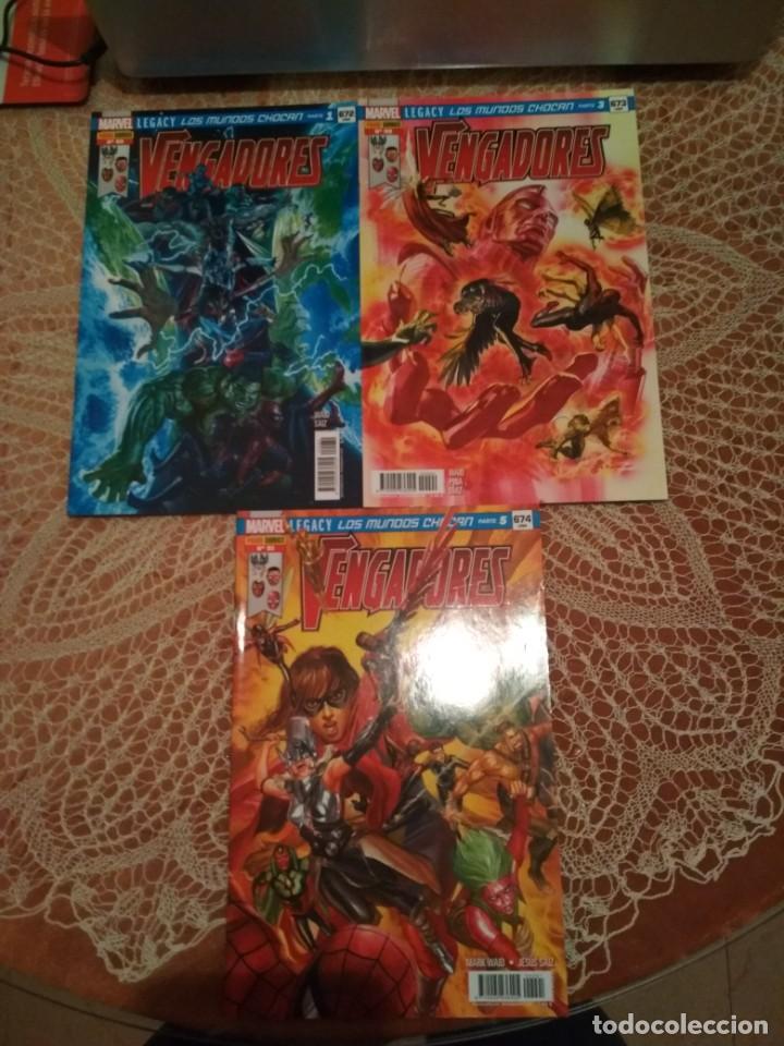 Cómics: Los Vengadores saga completa con Spiderman 78 79 80 81 82 83 84 85 86 87 88 89 90 91 no forum Spider - Foto 7 - 194904500