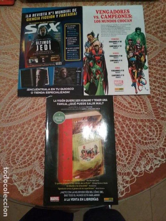 Cómics: Los Vengadores saga completa con Spiderman 78 79 80 81 82 83 84 85 86 87 88 89 90 91 no forum Spider - Foto 8 - 194904500
