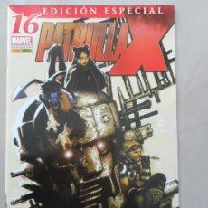 Cómics: PATRULLA-X VOL.3 Nº 16 - POSIBLE ENVÍO GRATIS - PANINI - EDICION ESPECIAL - CHRIS CLAREMONT. Lote 194922733
