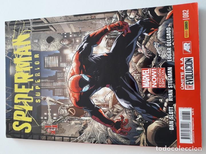 EL ASOMBROSO SPIDERMAN LOMO ROJO SERIE ACTUAL N-82 NUEVO (Tebeos y Comics - Panini - Marvel Comic)