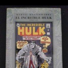 Cómics: INCREÍBLE HULK. Lote 194970953
