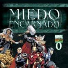 Cómics: MIEDO ENCARNADO 0-7 (PERFECTO ESTADO). Lote 194986045