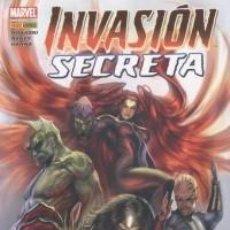 Cómics: INVASIÓN SECRETA 0-8 + INVASIÓN SECRETA INHUMANOS. Lote 194986940
