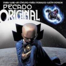 Cómics: PECADO ORIGINAL 0-4 (COMPLETA Y PERFECTA). Lote 194987257