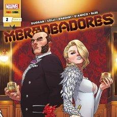 Cómics: MERODEADORES 02. Lote 195046902