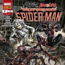 Cómics: MILES MORALES: SPIDER-MAN 07. Lote 195047045