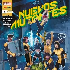 Cómics: NUEVOS MUTANTES 02. Lote 195047232