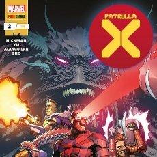 Cómics: PATRULLA-X 02 LA IMPOSIBLE PATRULLA-X 98. Lote 195047390