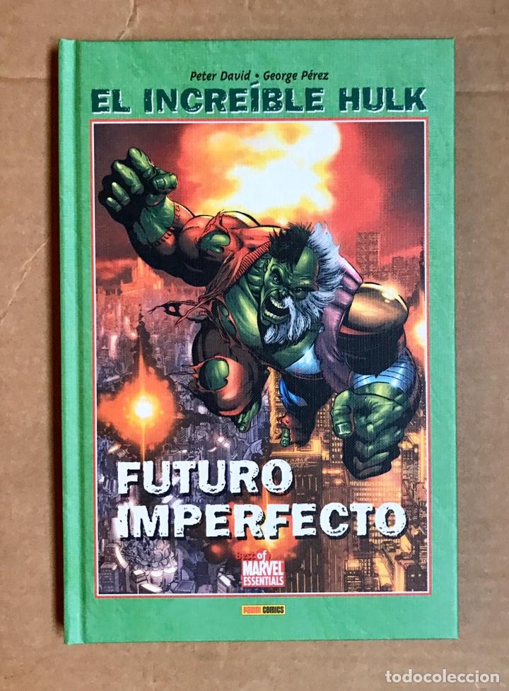 EL INCREÍBLE HULK: FUTURO IMPERFECTO (Tebeos y Comics - Panini - Marvel Comic)