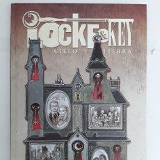 Cómics: LOCKE & KEY. CIELO Y TIERRA - JOE HILL, GABRIEL RODRÍGUEZ - PANINI CÓMICS. Lote 195074835