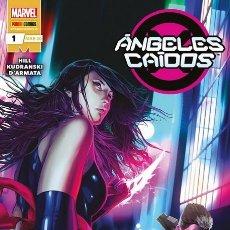 Cómics: ANGELES CAIDOS 01. Lote 195075008