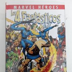 Cómics: LOS 4 FANTÁSTICOS DE JOHN BYRNE 1 (MARVEL HÉROES) - PANINI / MARVEL. Lote 195083945