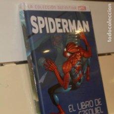 Cómics: SPIDERMAN LA COLECCION DEFINITIVA Nº 46 EL LIBRO DE EZEQUIEL - PANINI - OFERTA. Lote 195133671