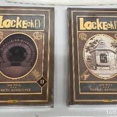 Cómics: LOCKE & KEY OMNIBUS COMPLETA Nº 1 Y 2 - JOE HILL - GABRIEL RODRIGUEZ / PANINI. Lote 195206017