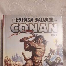 Cómics: LA ESPADA SALVAJE DE CONAN VOLUMEN 3. Lote 195218137