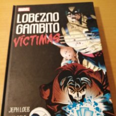 Cómics: LOBEZNO / GAMBITO: VICTIMAS. Lote 195219748