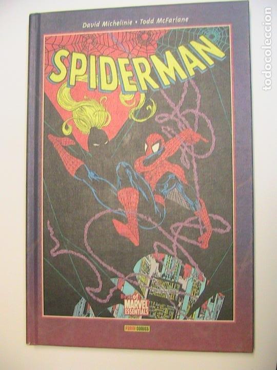 SPIDERMAN DE TODD MCFARLANE. BEST OF MARVEL ESSENTIAL 3. PANINI. (Tebeos y Comics - Panini - Marvel Comic)