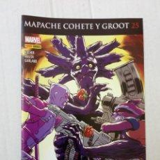 Cómics: MAPACHE COHETE Y GROOT Nº 25. CIVIL WAR II. Lote 195267637