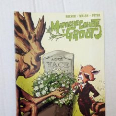Cómics: MAPACHE COHETE Y GROOT Nº 24. Lote 195267727