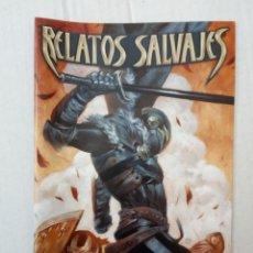 Cómics: RELATOS SALVAJES Nº 15. Lote 195267940