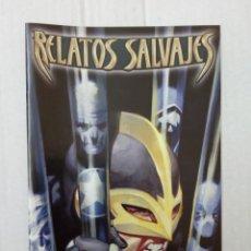 Cómics: RELATOS SALVAJES Nº 14. Lote 195268015