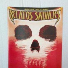 Cómics: RELATOS SALVAJES Nº 3. SECRET WARS. Lote 195268060