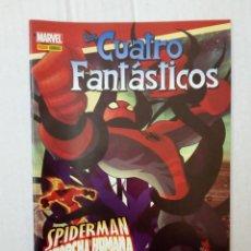 Cómics: LOS CUATRO FANTÁSTICOS Nº 94. SPIDERMAN Y LA ANTORCHA HUMANA. Lote 195268415