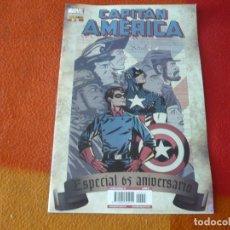 Cómics: CAPITAN AMERICA VOL. 6 Nº 15 ESPECIAL 65 ANIVERSARIO ( BRUBAKER ) PANINI MARVEL. Lote 195301452